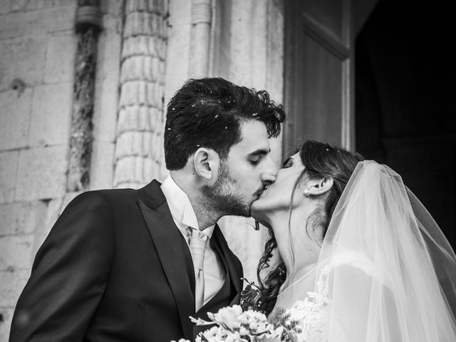 Il matrimonio di Sara e Matteo a Osimo, Ancona 28