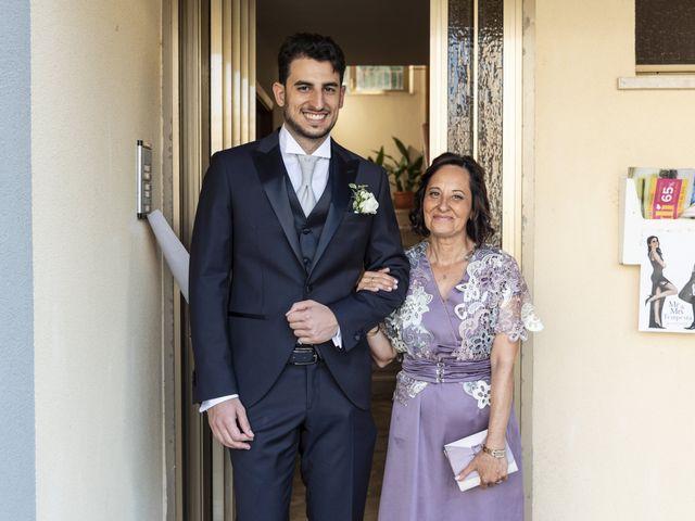Il matrimonio di Sara e Matteo a Osimo, Ancona 43