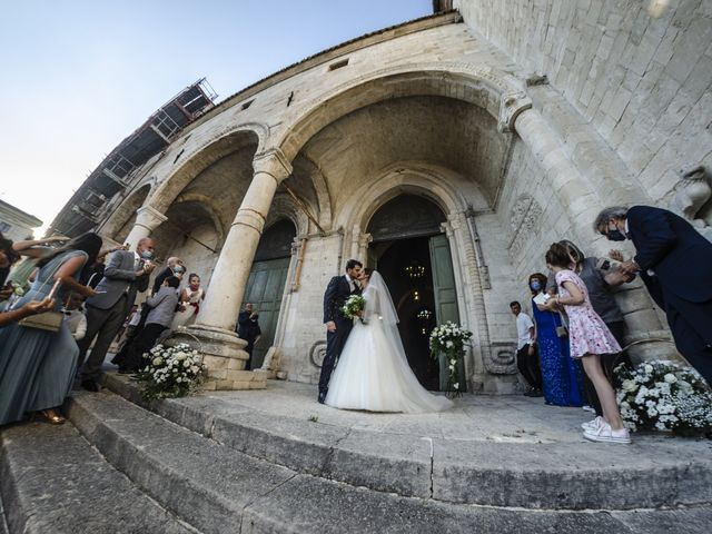 Il matrimonio di Sara e Matteo a Osimo, Ancona 49
