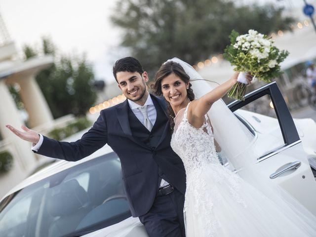 Il matrimonio di Sara e Matteo a Osimo, Ancona 51