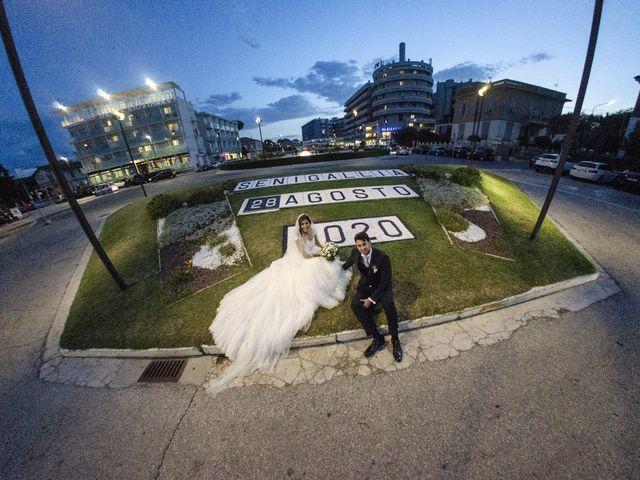 Il matrimonio di Sara e Matteo a Osimo, Ancona 54