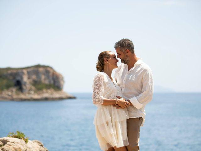 Il matrimonio di Carolina e Filippo a Campo nell'Elba, Livorno 1