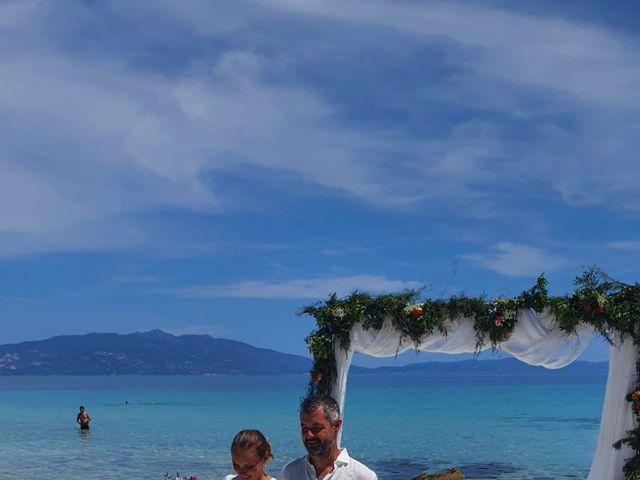 Il matrimonio di Carolina e Filippo a Campo nell'Elba, Livorno 3