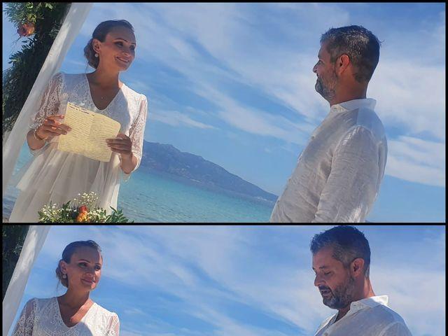 Il matrimonio di Carolina e Filippo a Campo nell'Elba, Livorno 4