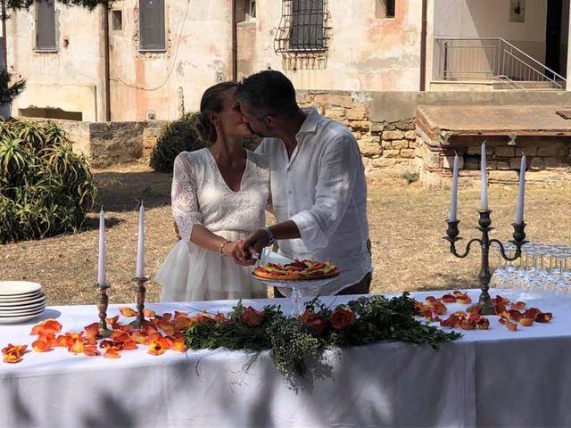 Il matrimonio di Carolina e Filippo a Campo nell'Elba, Livorno 5