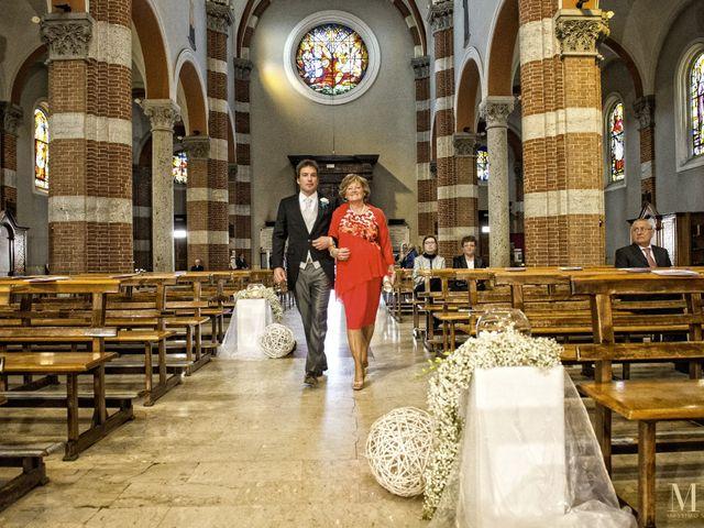 Il matrimonio di Andrea e Paola a Muggiò, Monza e Brianza 27