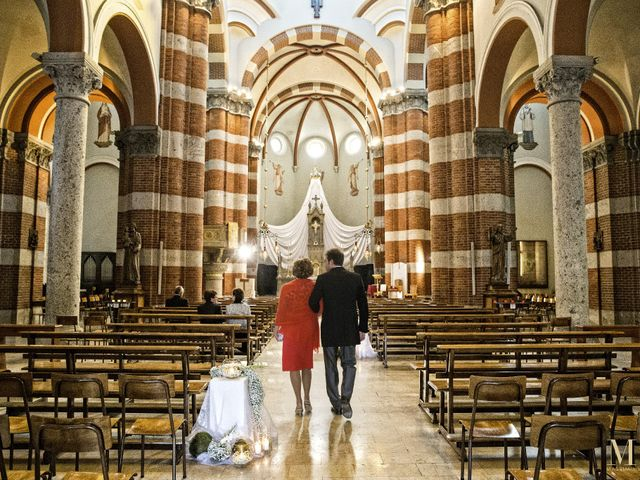 Il matrimonio di Andrea e Paola a Muggiò, Monza e Brianza 28