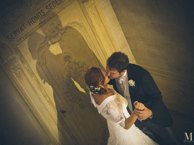 Il matrimonio di Andrea e Paola a Muggiò, Monza e Brianza 1
