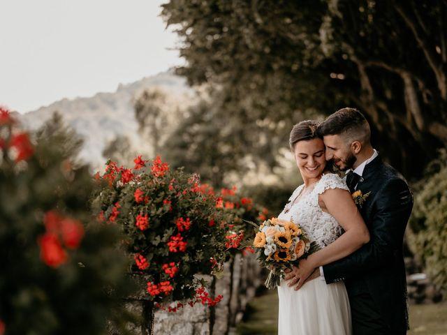 Le nozze di Ambra e Carlo