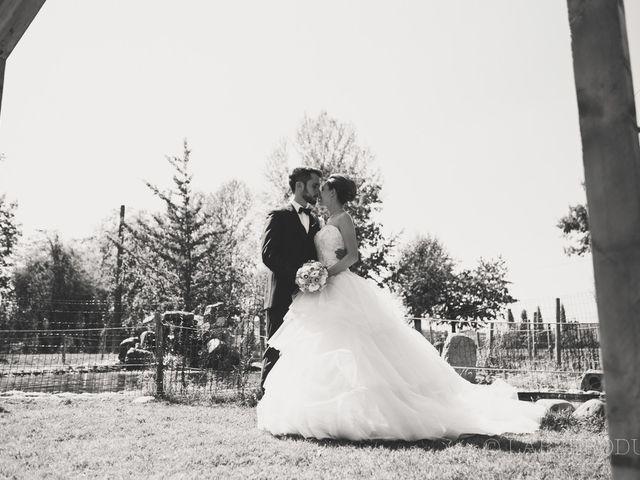 le nozze di Sissi e Marco