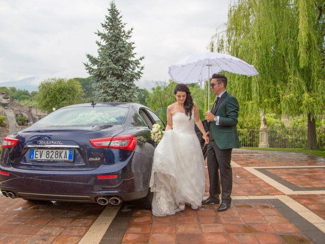 Il matrimonio di Francesco e Francesca a Tremestieri Etneo, Catania 15