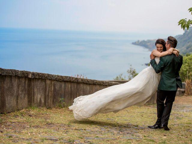 Il matrimonio di Francesco e Francesca a Tremestieri Etneo, Catania 20