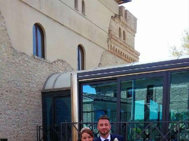 Il matrimonio di Pietro e Desiree a Montazzoli, Chieti 1