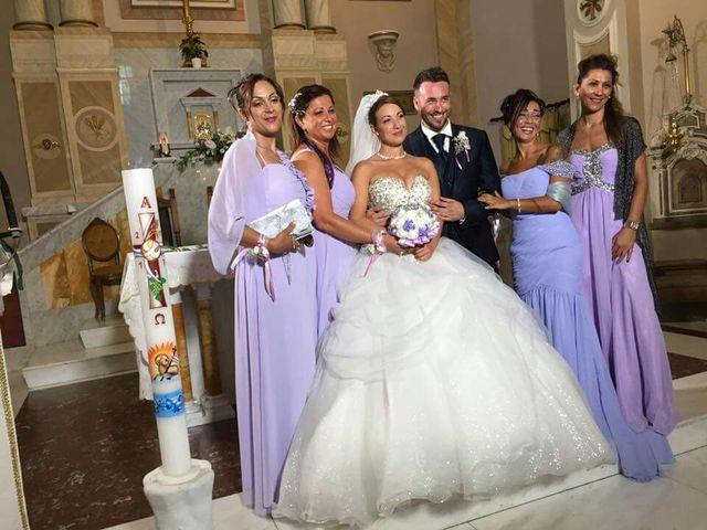 Il matrimonio di Pietro e Desiree a Montazzoli, Chieti 4