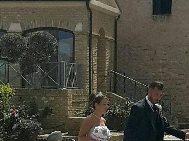 Il matrimonio di Pietro e Desiree a Montazzoli, Chieti 2