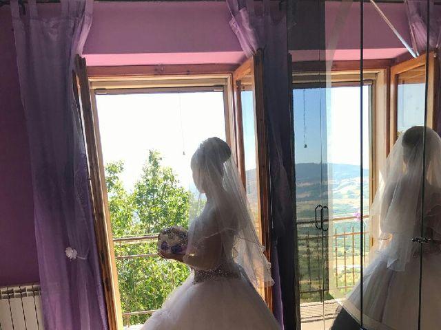 Il matrimonio di Pietro e Desiree a Montazzoli, Chieti 7