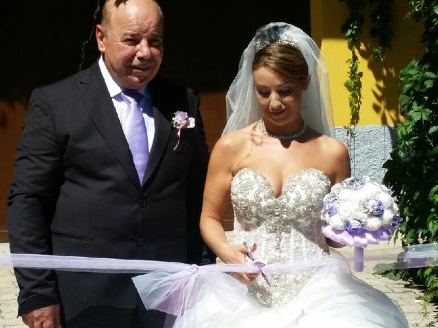 Il matrimonio di Pietro e Desiree a Montazzoli, Chieti 8