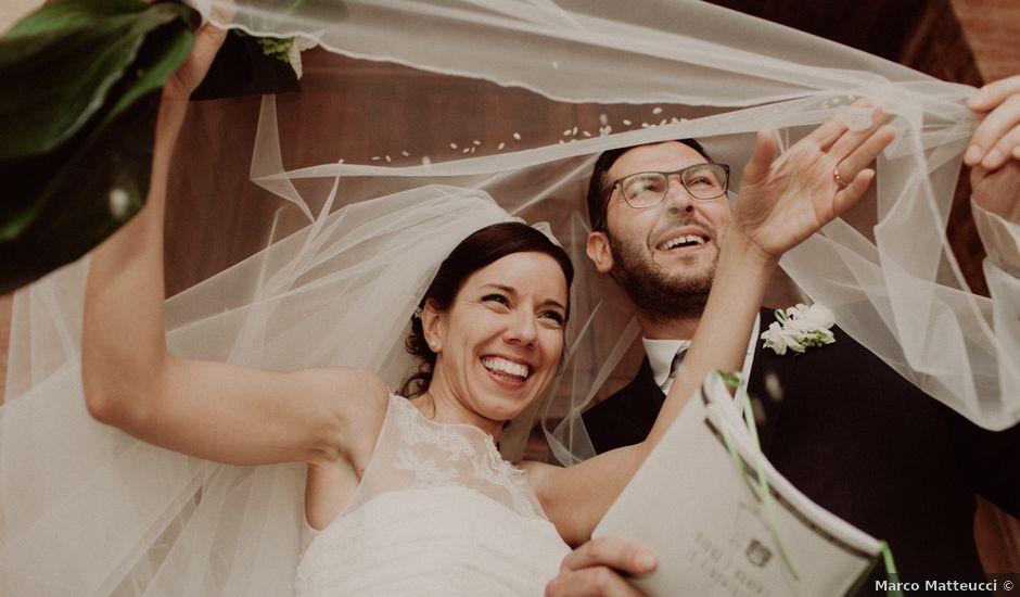 Il matrimonio di Paolo e Chiara a Montegranaro, Fermo