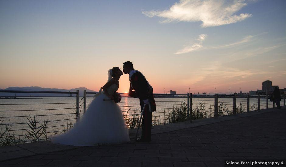 Il matrimonio di Marco e Silvia a Cagliari, Cagliari