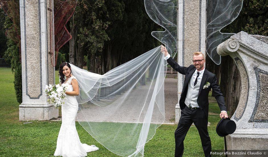 Il matrimonio di Domenico e Martina a Varese, Varese