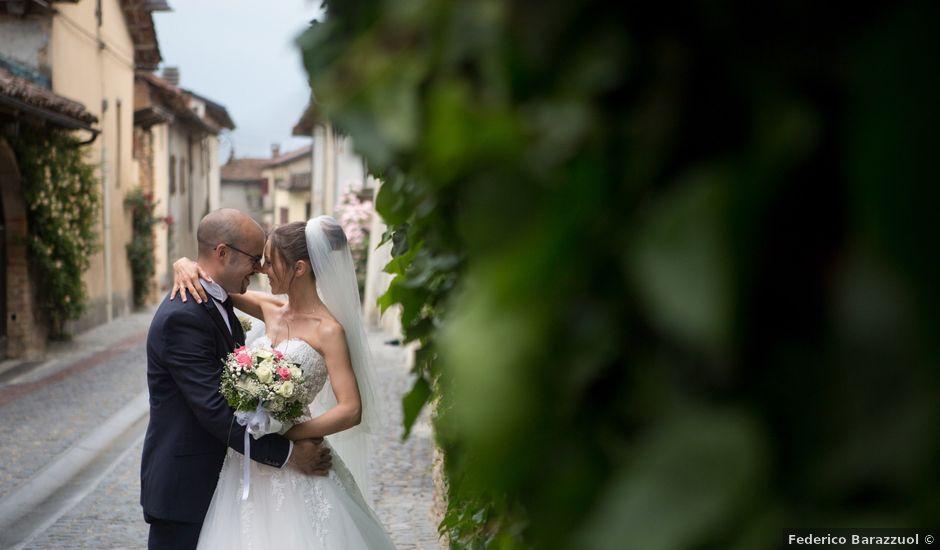 Il matrimonio di Paolo e Alessia a Castelnuovo Don Bosco, Asti