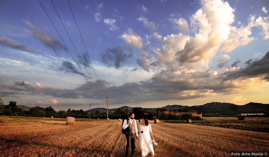 Il matrimonio di Francesco e Maura a Voghera, Pavia