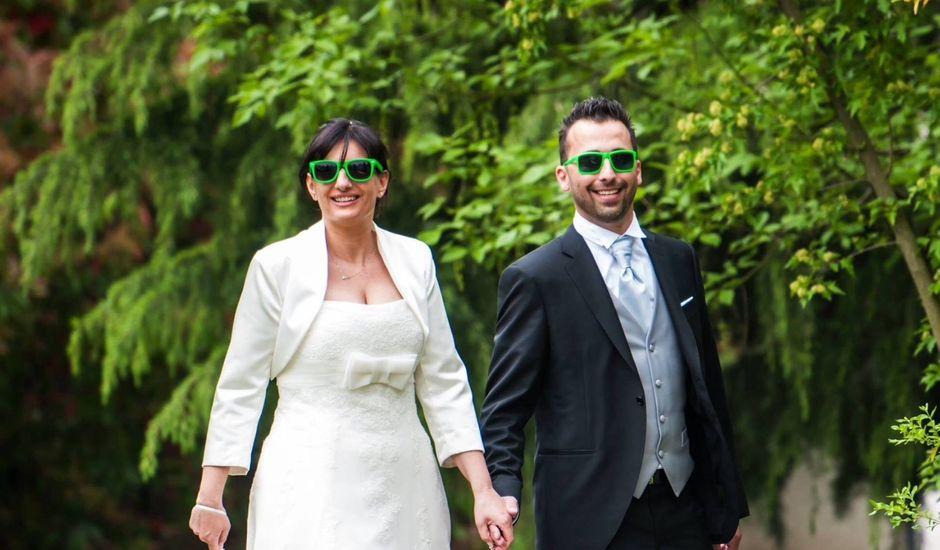 Il matrimonio di Stefano e Silvia  a Brembate di Sopra, Bergamo