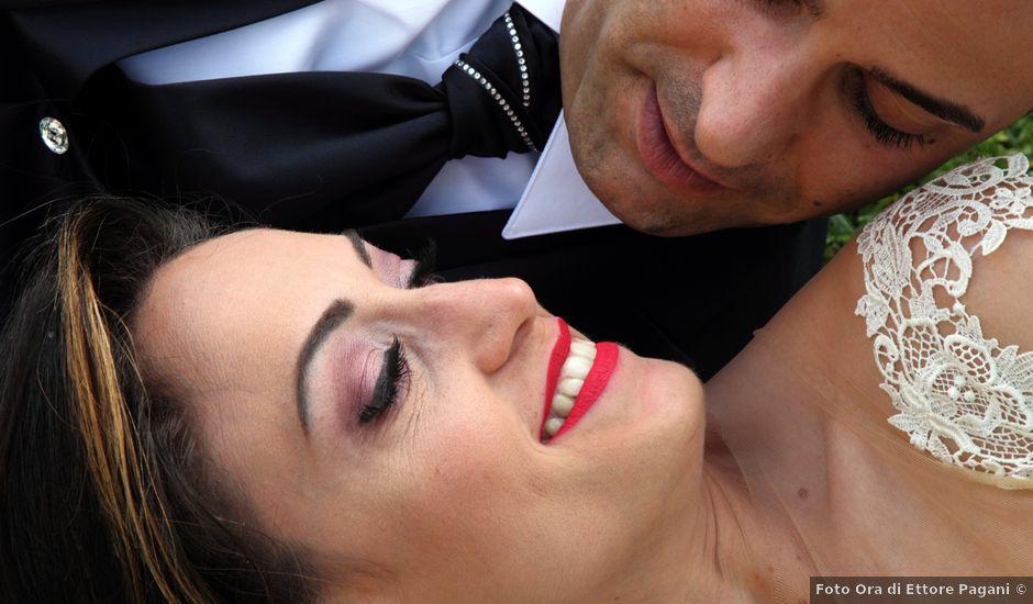 Il matrimonio di Umberto e Stefania a Amantea, Cosenza