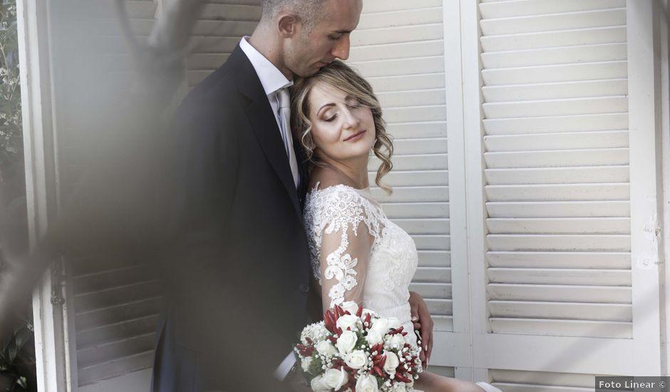 Il matrimonio di Vincenzo e Carmen a Legnano, Milano