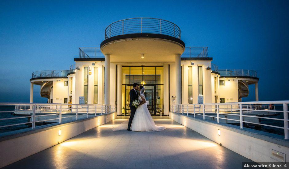 Il matrimonio di Sara e Matteo a Osimo, Ancona