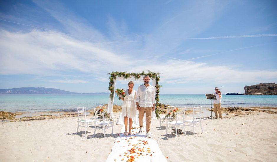 Il matrimonio di Carolina e Filippo a Campo nell'Elba, Livorno