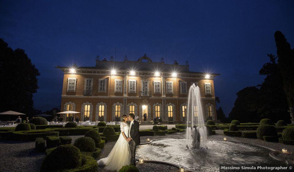 Il matrimonio di Andrea e Paola a Muggiò, Monza e Brianza