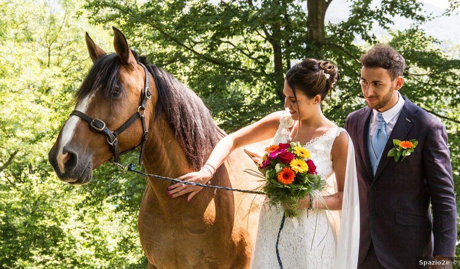 Il matrimonio di Federico e Beatrice a Omegna, Verbania