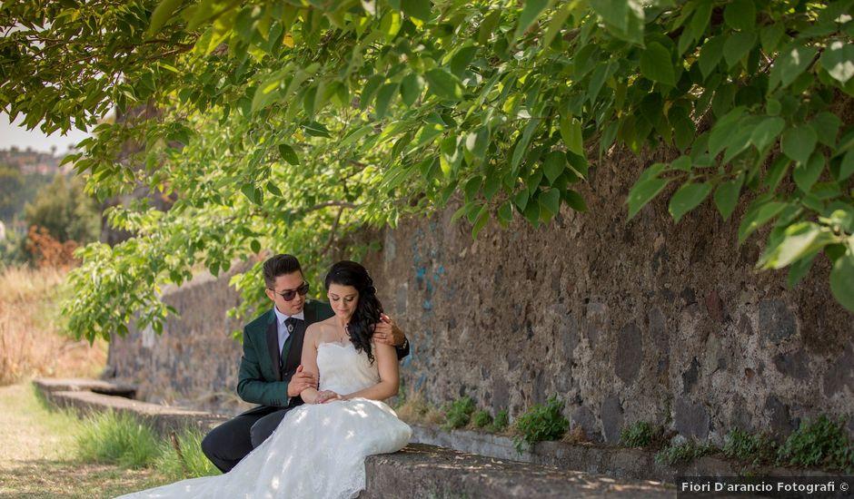 Il matrimonio di Francesco e Francesca a Tremestieri Etneo, Catania