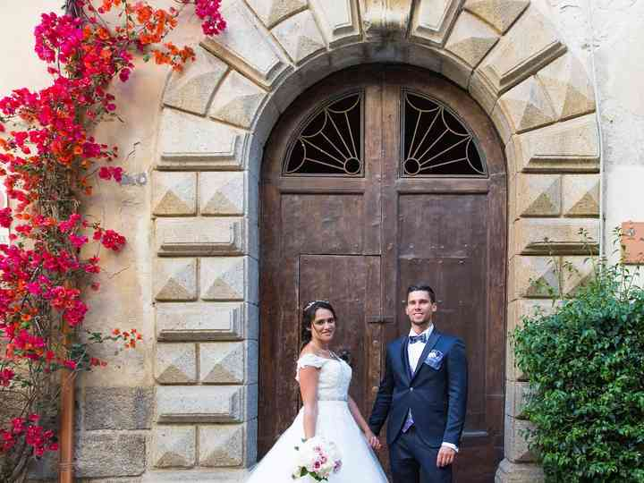 Le nozze di Lucia e Marcel