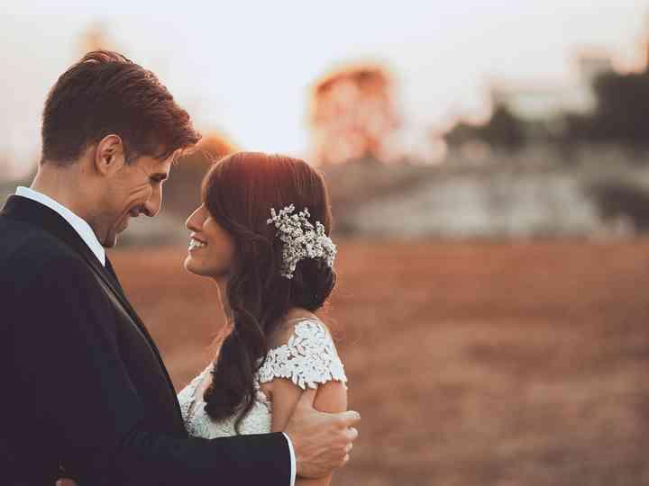 Le nozze di Roberta e Nicola