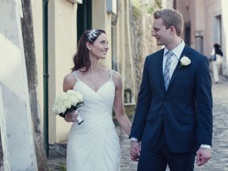 Le nozze di AISLING e STEFAN