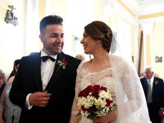 Le nozze di Katia e Antonino