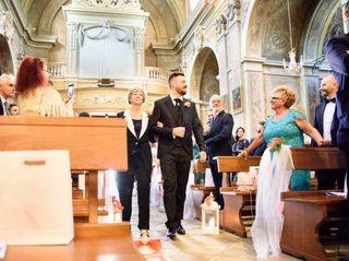 Le nozze di Romina e Lorenzo 1
