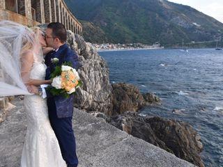 Le nozze di Erika e Carmine