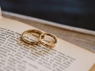 Le nozze di Claudia e Stefano 1
