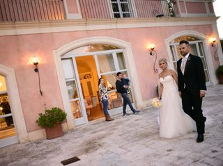 Le nozze di Amalia e Guglielmo