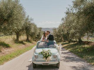 Le nozze di Federica e Gerardo