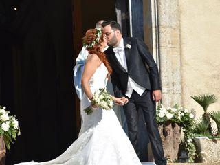 Le nozze di Valessia e Leandro
