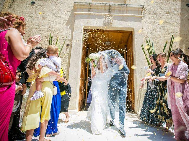 Il matrimonio di Nicola e Pernalisa a Gravina in Puglia, Bari 18