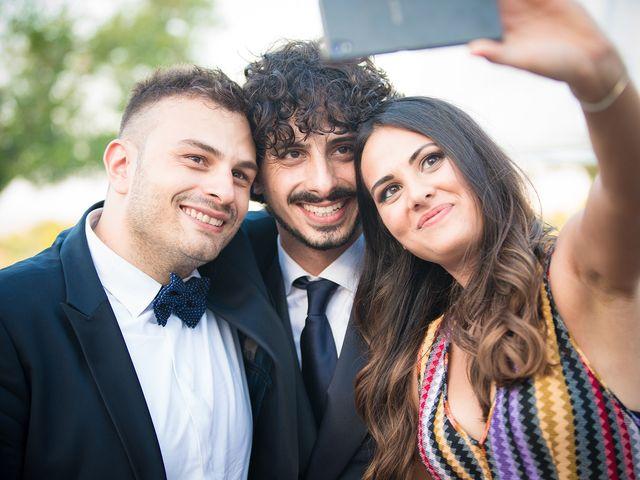 Il matrimonio di Nicola e Pernalisa a Gravina in Puglia, Bari 25