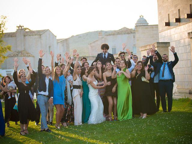 Il matrimonio di Nicola e Pernalisa a Gravina in Puglia, Bari 26