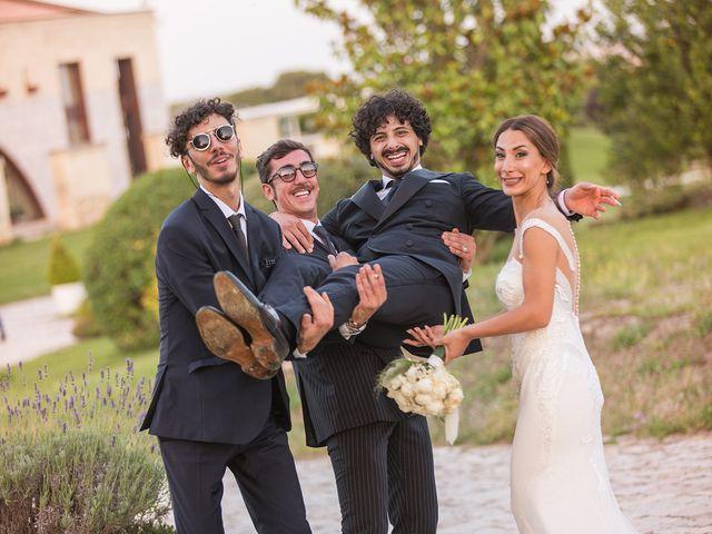 Il matrimonio di Nicola e Pernalisa a Gravina in Puglia, Bari 29