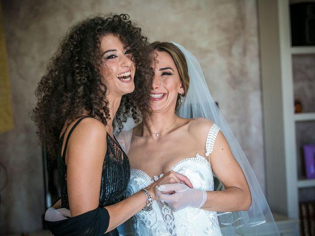 Il matrimonio di Nicola e Pernalisa a Gravina in Puglia, Bari 70