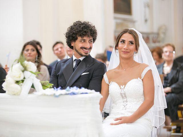 Il matrimonio di Nicola e Pernalisa a Gravina in Puglia, Bari 72